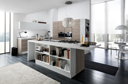 The Best Paint Colors for Modern Italian Kitchen
