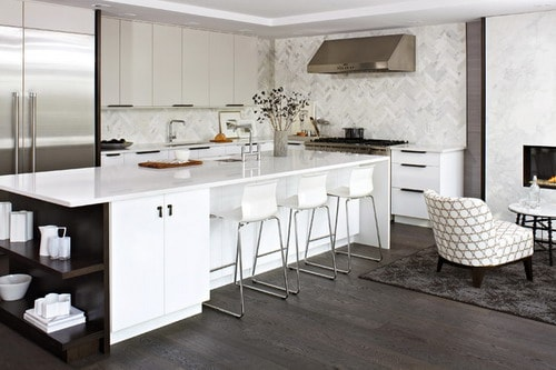 Useful Tips to Decorate a Modern White Kitchen