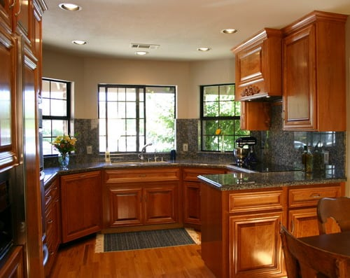 Kitchen Cabinet Remodeling: How to Repaint '50s Kitchens