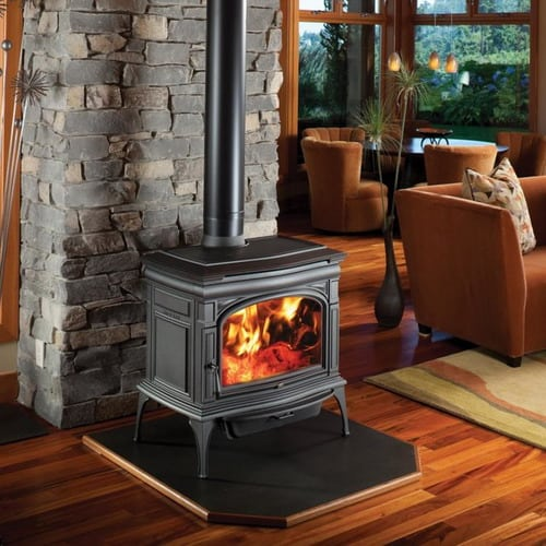 Ideas For Heating A Two Story Home With Wood Stove Home