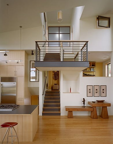 Luxury-split-level-home-small-kitchen-remodeling-ideas