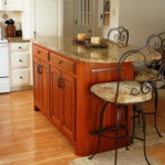 Best Design Ideas for Kitchen Islands with Breakfast Bar and Stools