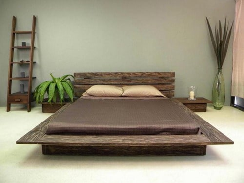 delta-low-profile-platform-bed-japanese-inspired-wooden-bed-picture
