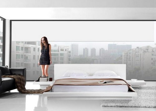 Stylish Low Profile Bed to Make Your Bedroom Look Modern