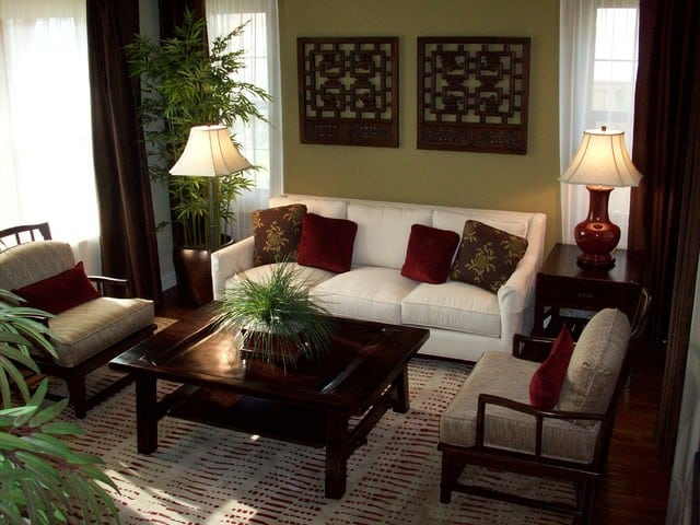 Asian Decor Living Room Asian Living Room Decor  Modern House