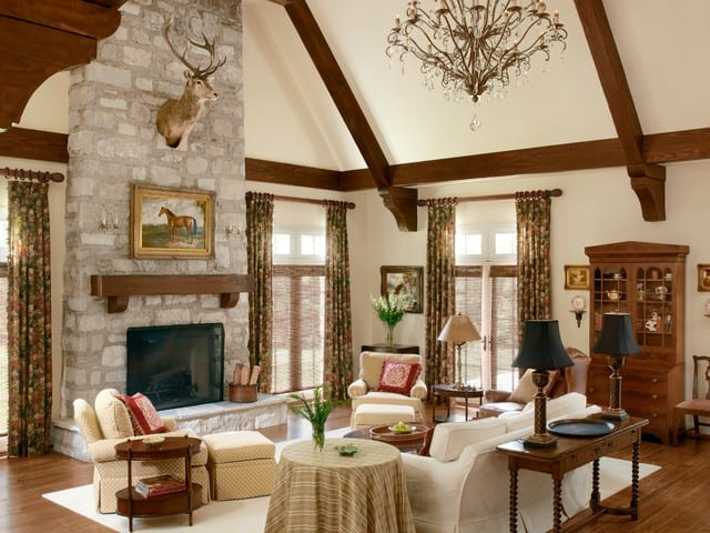 Different interior design styles that blow your mind for Living room ideas english