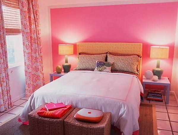 Small romantic bedroom design ideas for couples