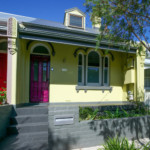 Models of Beautiful Front House Paint Colors