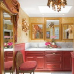 Residential Bathroom Remodeling: Bring Color to Bath Area