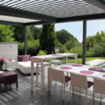 Bioclimatic Pergola Designs - Modern Shelter for Garden and Terrace