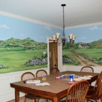 The Best Ideas for Creating Hand-Painted Wall Murals