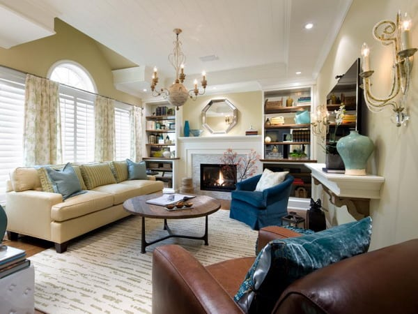 transitional-style-feng-shui-living-room-layout-pictures