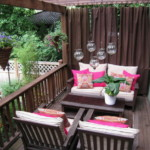 Wonderful Decorating Ideas for Apartment Balcony