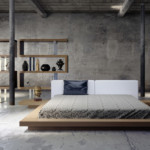 How to Make a Modern Low Profile Bed
