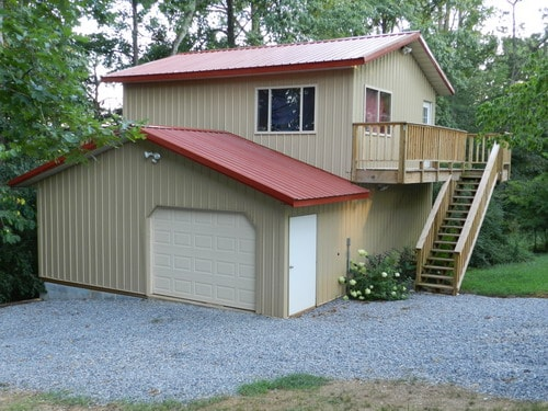 How to Build a Pole Barn Step by Step