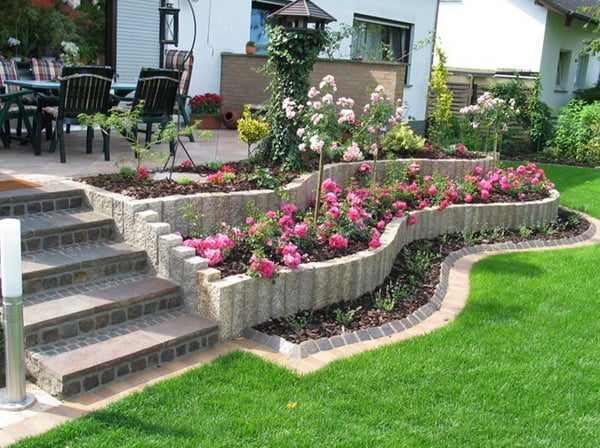 6 Fundamental Steps for Creating Beautiful Garden Design