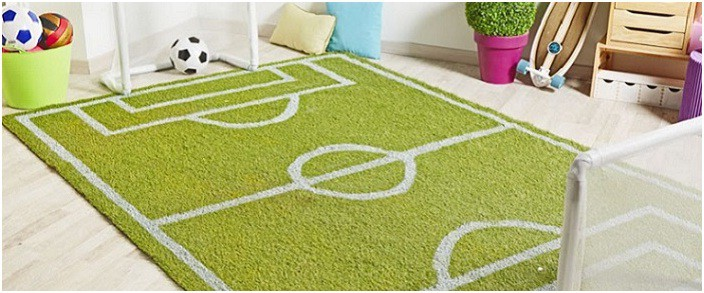 How to Create a Soccer Field At Home