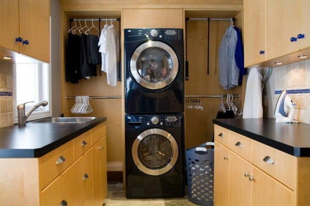 Washer Dryer Combo Small Laundry Room