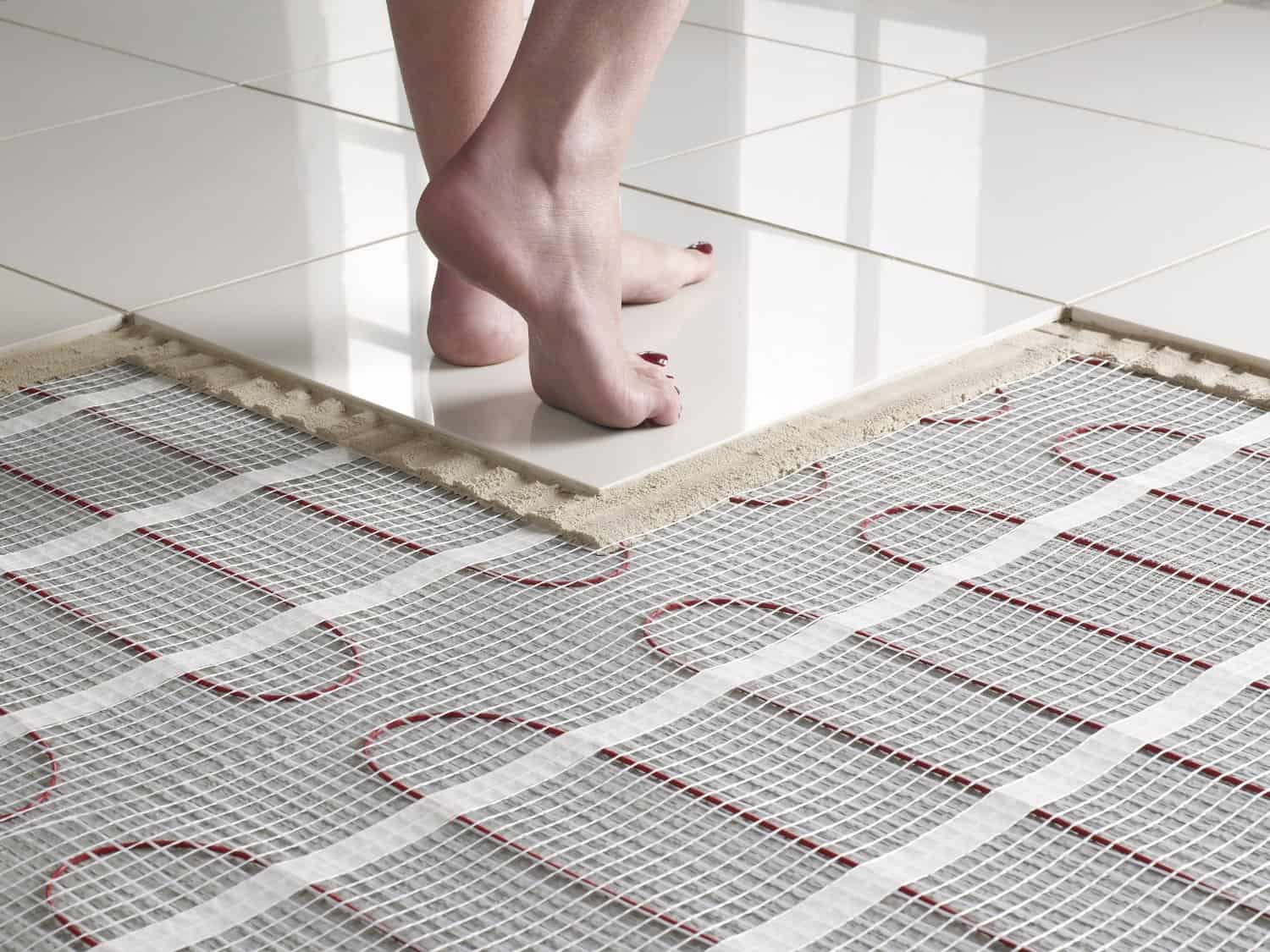 Underfloor Heating: Advantages And Disadvantages