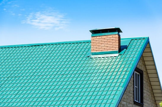 Inclination and Costs of a Saddle Roof