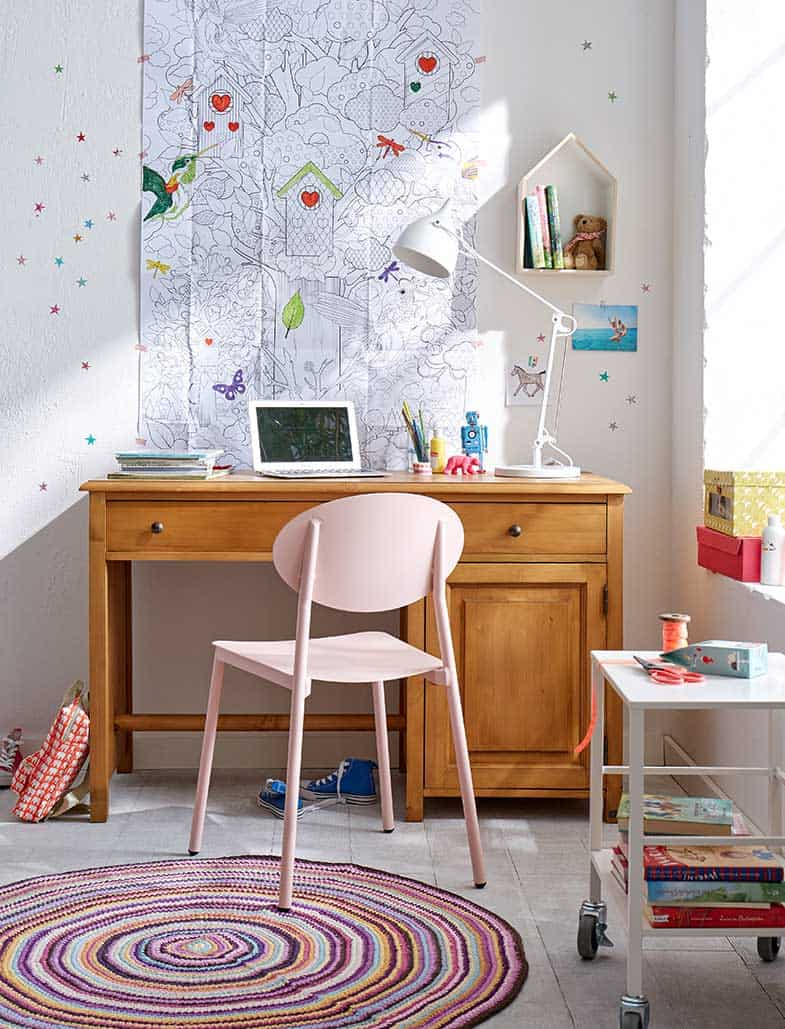Study Area For Children