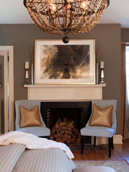 Muted colors timeless elegance apartment decor ideas 4