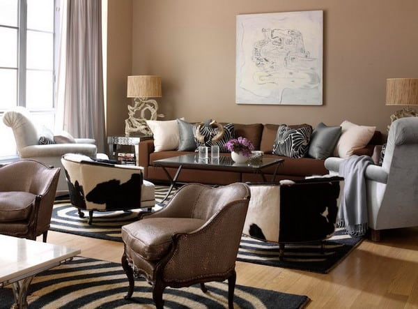 Muted colors timeless elegance apartment decor ideas 9