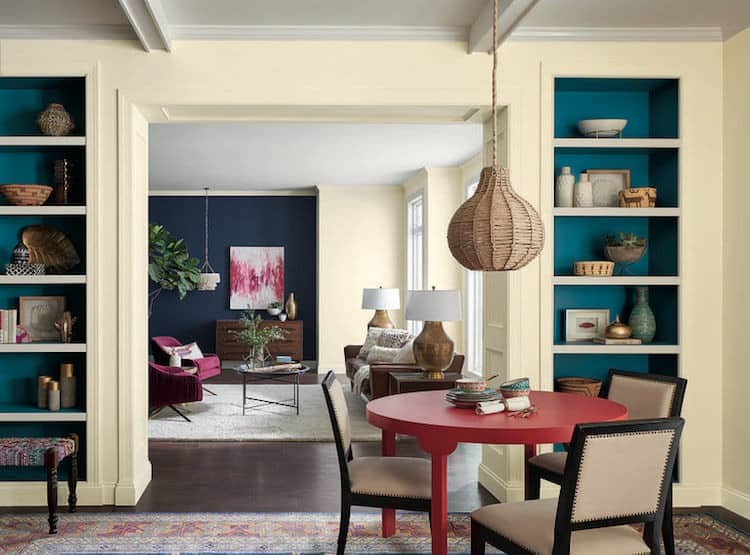 trend colors house decorating ideas 27