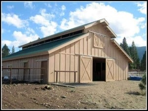 pole barn house kits