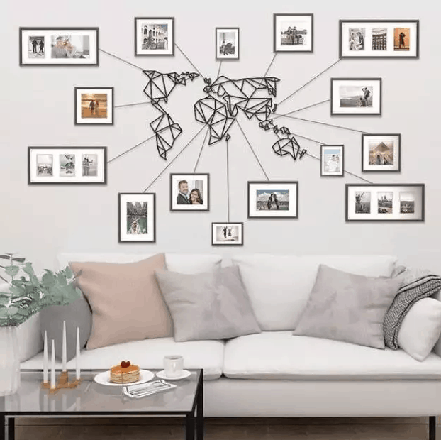 Original Wall Decor Trends 2021 for the Whole House