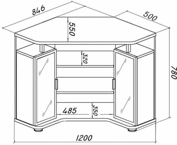 DIY bar counter for kitchen and living room 10