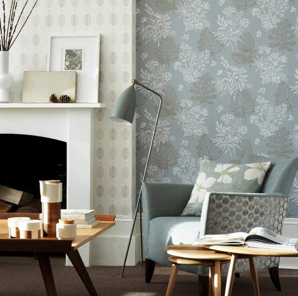 Modern Wallpaper Trends: from classic monograms to design originality
