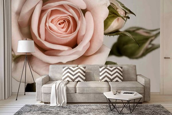 spectacular wallpaper trends for living room 14