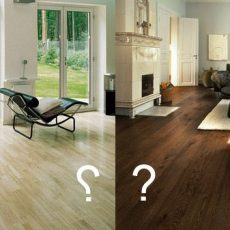 Tips For Choosing A Floor Color