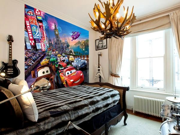 best way revitalize interior nursery wall murals 18