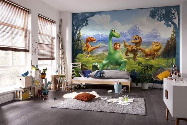 Nursery Wall Murals Trends: the best way to revitalize the interior